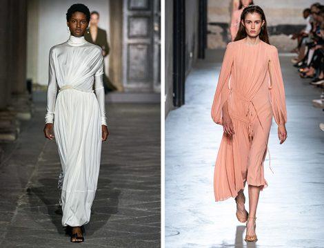 Jil Sander - No. 21 2020 İlkbahar Yaz Elbise