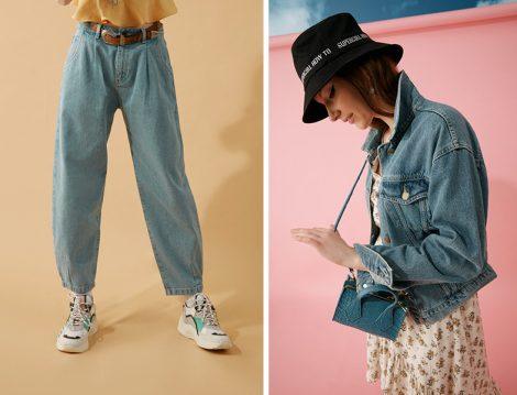 Koton 2020 İlkbahar-Yaz Casual Koleksiyonu (Denim Pantolon -Ceket )