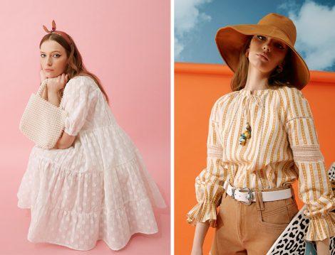 Koton 2020 İlkbahar Yaz Elbise ve Bluz
