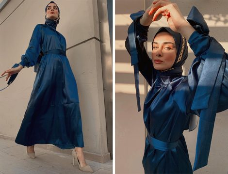 Sevinç Karhan Huuq Design Elbise
