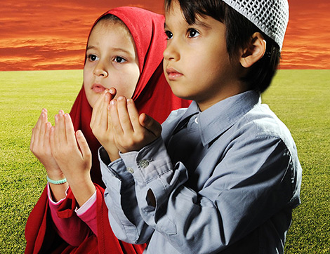 Kandilde Çocuklarla Birlikte Nasıl İbadet ve Dua Edebiliriz?