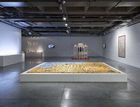 İstanbul Modern Misafirler Sanatçılar ve Zanaatkarlar Sergisi