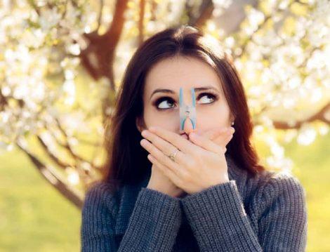 Astım Hastası Polen Alerjisi