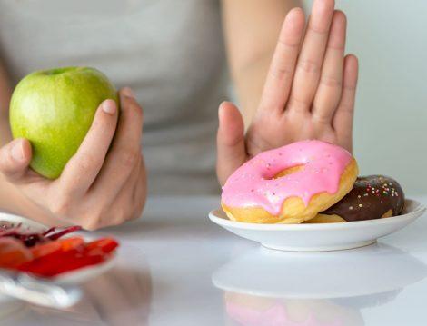 Diyette Tatlı Yerine Meyve Tüketimi