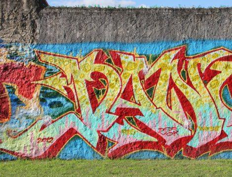 Duvarların Dili Türkiye'de Grafiti ve Sokak Sanatı