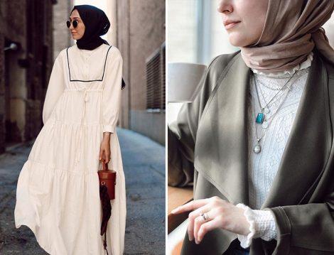 Elif Doğan: Fahhar Design Beyaz Elbise - Zara Bluz