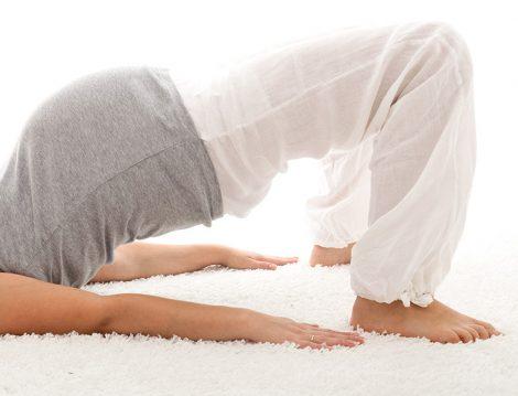 Hamilelikte Egzersiz