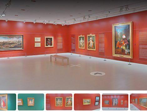 Pera Müzesi'nde Dijital Tur