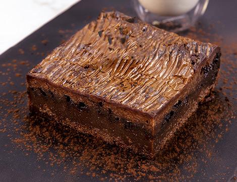 Çikolata Severler İçin Yepyeni Bir Lezzet : Tourbillon Kek