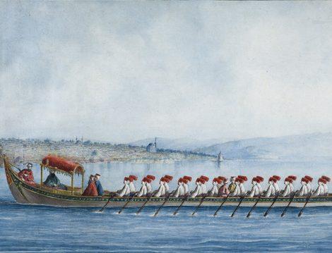 Uzak İzlenimler Clara ve Luigi Mayer'in Resimlerinde 18. Yüzyıl İstanbul'u