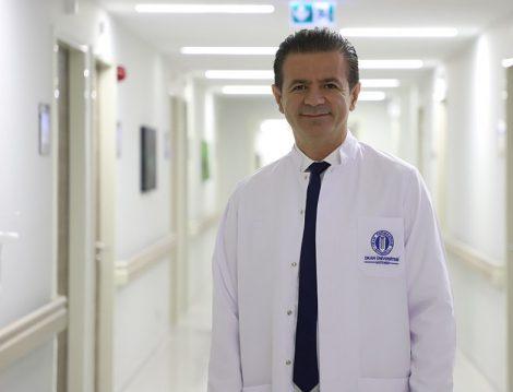 Çocuk Alerjisi ve İmmünoloji Hastalıkları Uzmanı Prof. Dr. Ahmet Akçay