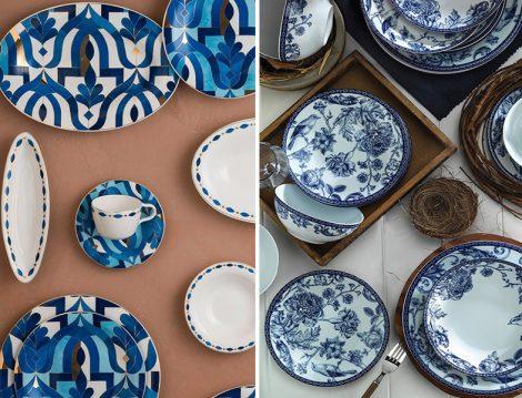 Karaca Yemek Takımı - Kütahya Porselen Yemek Seti