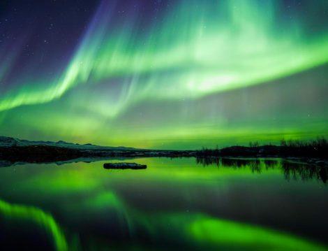 Kuzey Işıkları Canlı İzleme