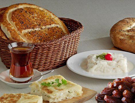 Ramazan Pidesi - Güllaç- Hurma