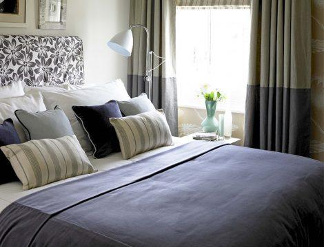 Yatak Odası Dekorasyonu Dekoratif Yastıklar