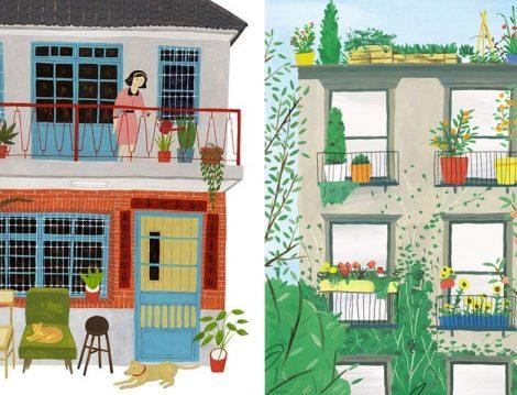 Balkon Bahçeciliği