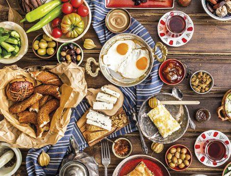 Bayram Kahvaltısı İçin Tarifler