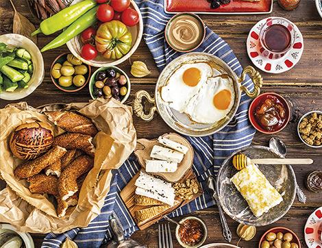 Bayramın 3 Gününe 3 Farklı Kahvaltılık Tarif