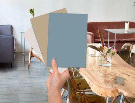BiBoya Renk Kartelası