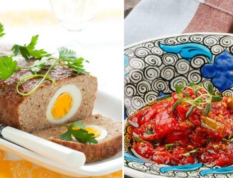 Dalyan Köfte ve Kapya Biber Salatası