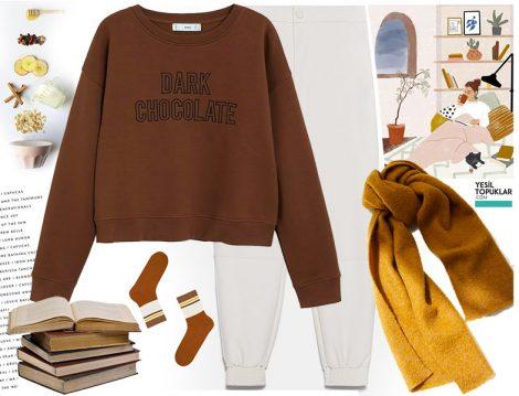 Evde Nasıl Giyinmeli
