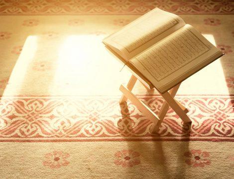 Kadir Gecesi Kur'an-ı Kerim Okumak