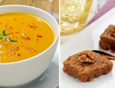 Mercimek Çorbası -Nevzine Tatlısı