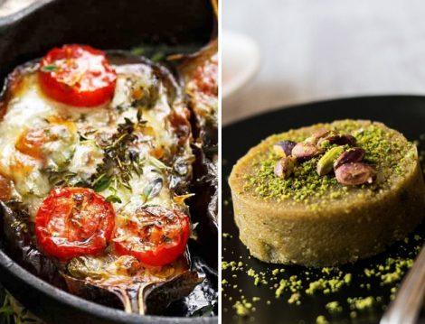 Patlıcan Pabucaki - Saray Helvası