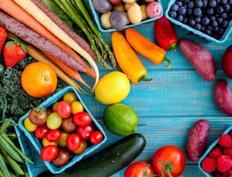 Sebze ve meyveler