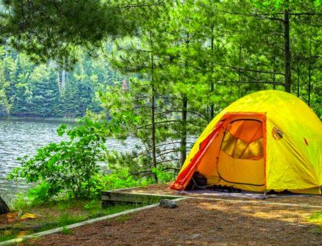 Kalabalıktan Uzak Tatil Seçenekleri Kamp Tatili