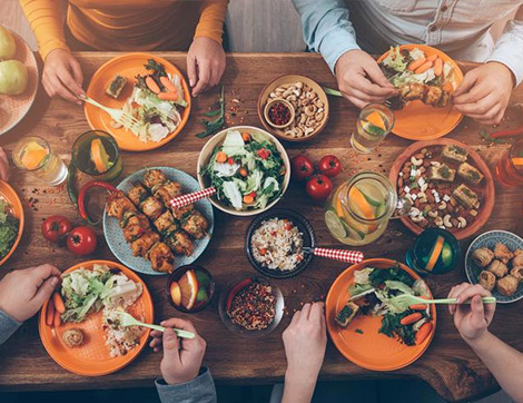 4 Kişilik Bir Aile İçin 50 TL'ye Mükellef Akşam Yemeği Menü Önerisi