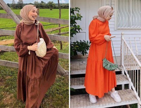 Armine 2020 Yaz Elbise - Betül Yıldırım & Bihter Koç