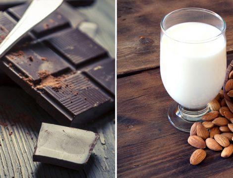 Bitter Çikolata ve Süt