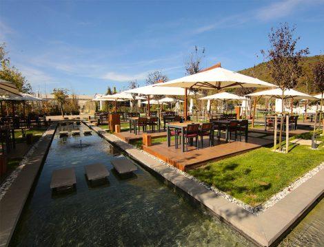 Digma Modern Village Alkolsüz Bahçeli Mekanlar