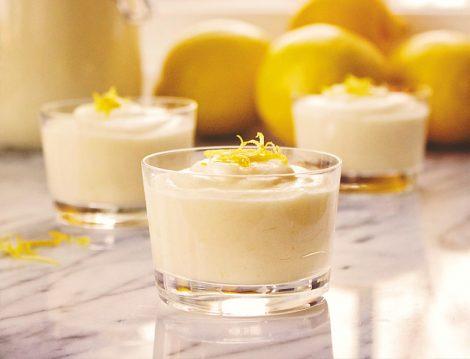 Limonlu Yaz Tatlısı Tarifi