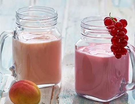Süt İle Hazırlayabileceğiniz 3 Buz Gibi Serinletici İçecek Tarifi
