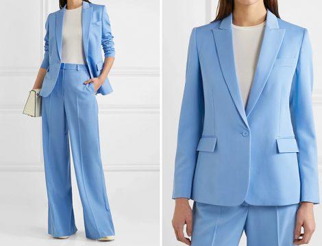 Stella Mccartney Blazer Ceket Pantolon Takım