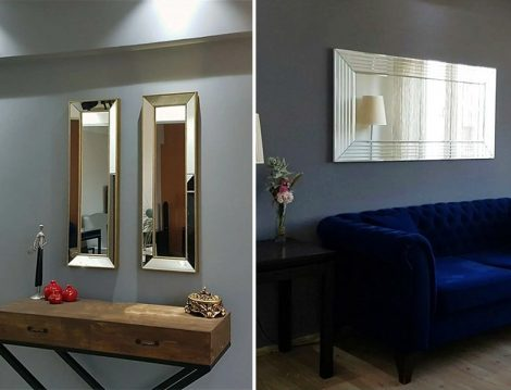 Vivense Neostil Dekoratif Ayna