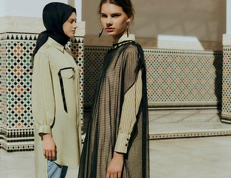 Zühre 2020 Yaz Tesettür Giyim Modelleri