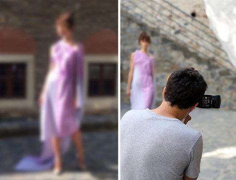 Çiğdem Akın & Mercedes-Benz Fashion Week Istanbul Digital