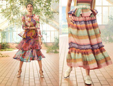 2021 Uzun Etek Elbise Modelleri