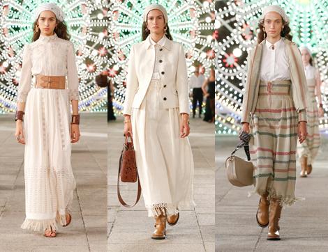 Christian Dior 2021 Koleksiyonunda Öne Çıkan Geleneksel Tasarımlar