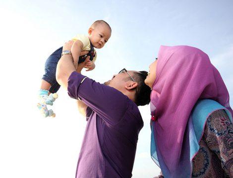 Anne-Baba ve Çocuk