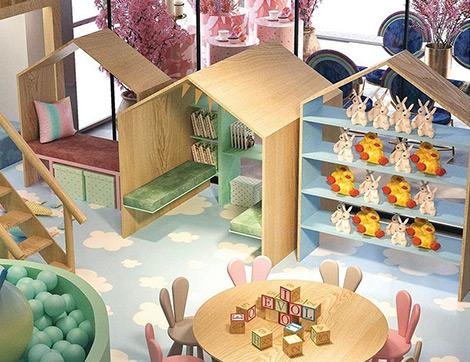 Çocuk Oyun Alanı, Şık Dekorasyonu ve Lezzetli Menüsüyle Cafe Fio'yu Keşfedin