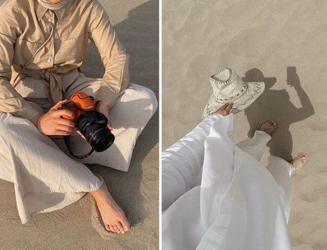 Fotoğraf Makinesi ve Telefon İle Tatil Fotoğrafları(Büşra Köse)