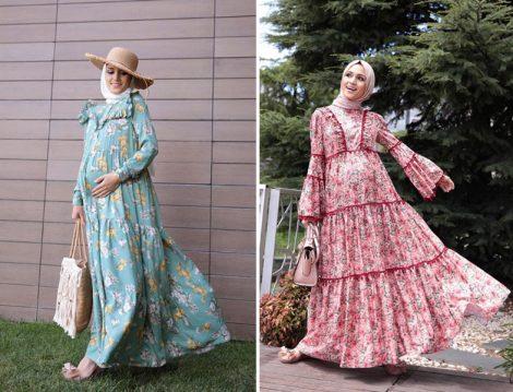 Gönül Kolat Hamile Kıyafetleri