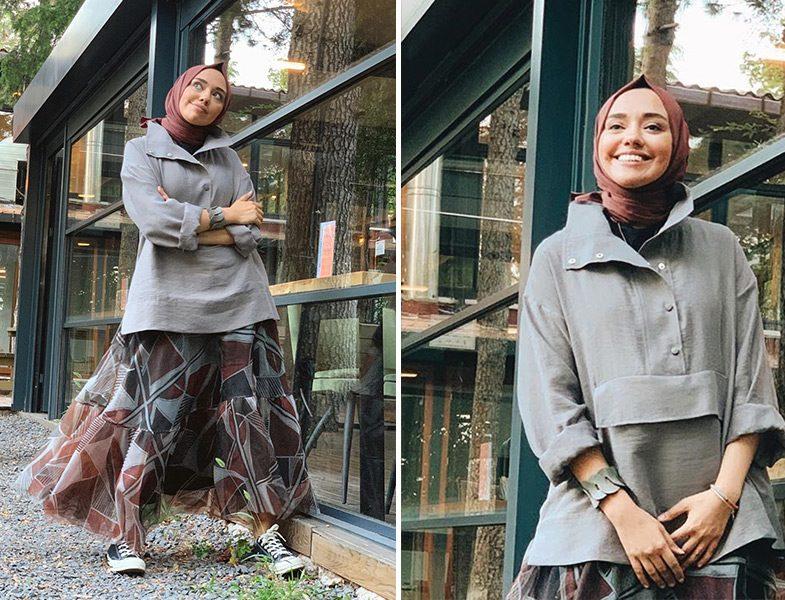 Hülya Aslan - Qooq Store Tunik&Nuo Official Etek