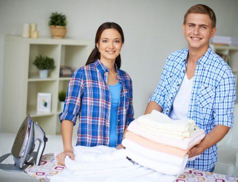 Kadın ve Erkeğin Ev İşlerinde Yardımlaşması