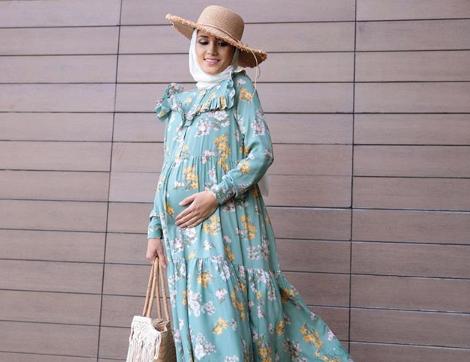 Moda Influencer'larının İlham Veren Hamilelik Stilleri