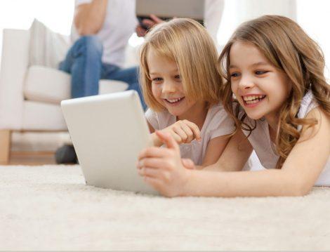 Çocuklar İçin Dijital Süre Uygulaması